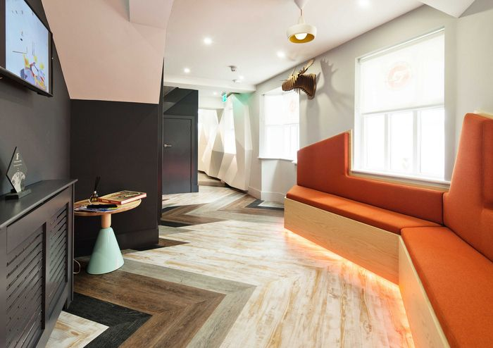 Sonica Fitout Offices - Dublin - Office Snapshots