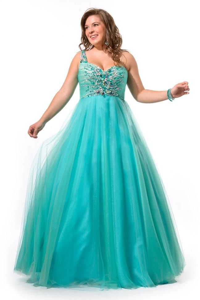 Beautiful Plus Size Prom Ball Gowns Contemporary - Mikejaninesmith ...