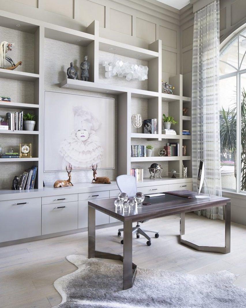 Wayfair Professional On Instagram Create An Uplifting Work Space