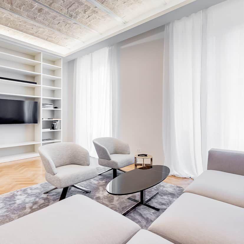Ristrutturazione Casa in Stile Minimalista a Roma Stile