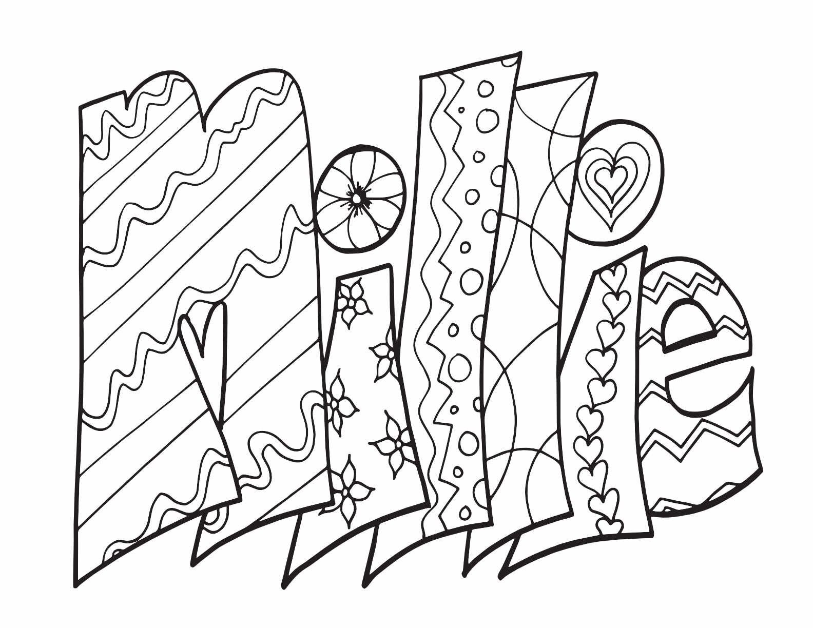 Millie Free Printable Coloring Page Printable Coloring Pages