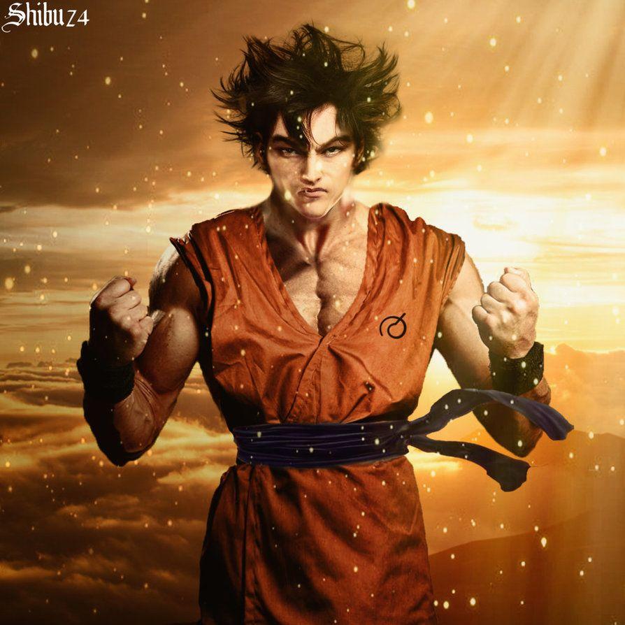 Dbs Goku Fukkatsu No F Reallife By Shibuz4 In 2021 Goku Deviantart Anime Shows