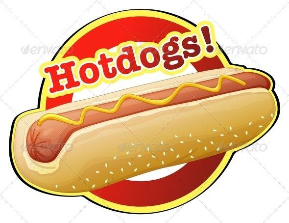 87495152a0e9 A Hotdog Label