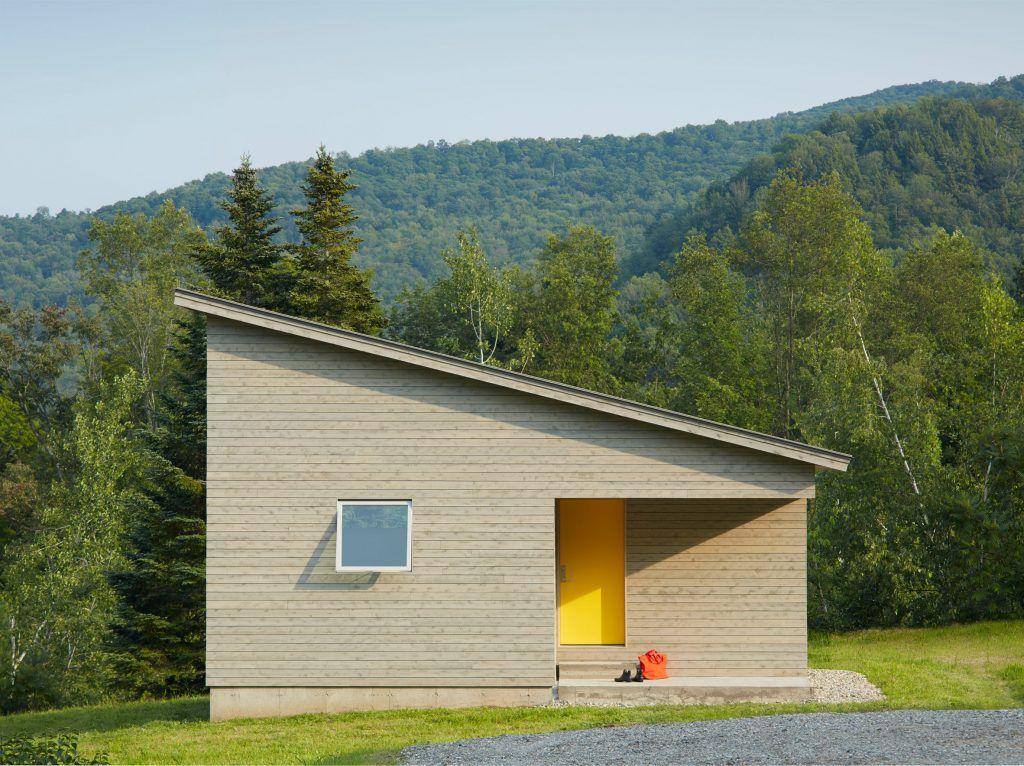 430 sq ft vermont microhouse by elizabeth herrmann architecture rh pinterest com