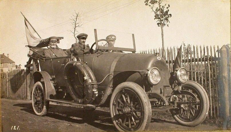 Штаб XIII-XII армии. 1915 г.