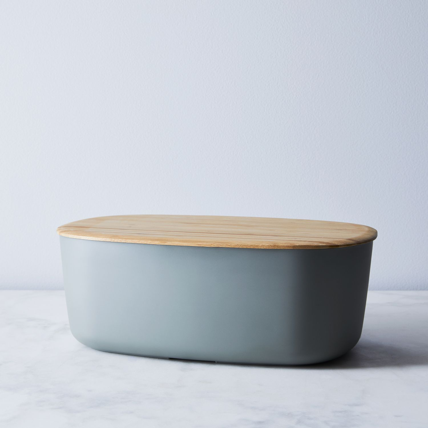 Modern Bread Box With Reversible Lid Modern Bread Boxes Bread Boxes Food 52