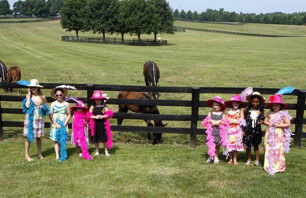 This is too cute -- Rachel Alexandra Tea | Kentucky.com