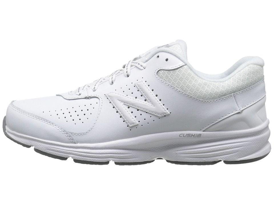 New Balance WW411v2 Women's Walking Shoes White