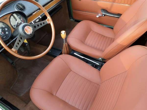 Oem A C Restored 1970 Fiat 850 Sport Coupe Auto Da Sogno Auto