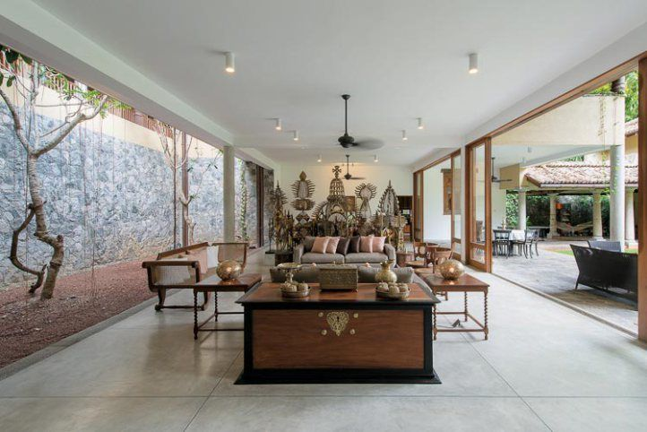 Malalasekara house living room sri lanka designs also home rh pinterest