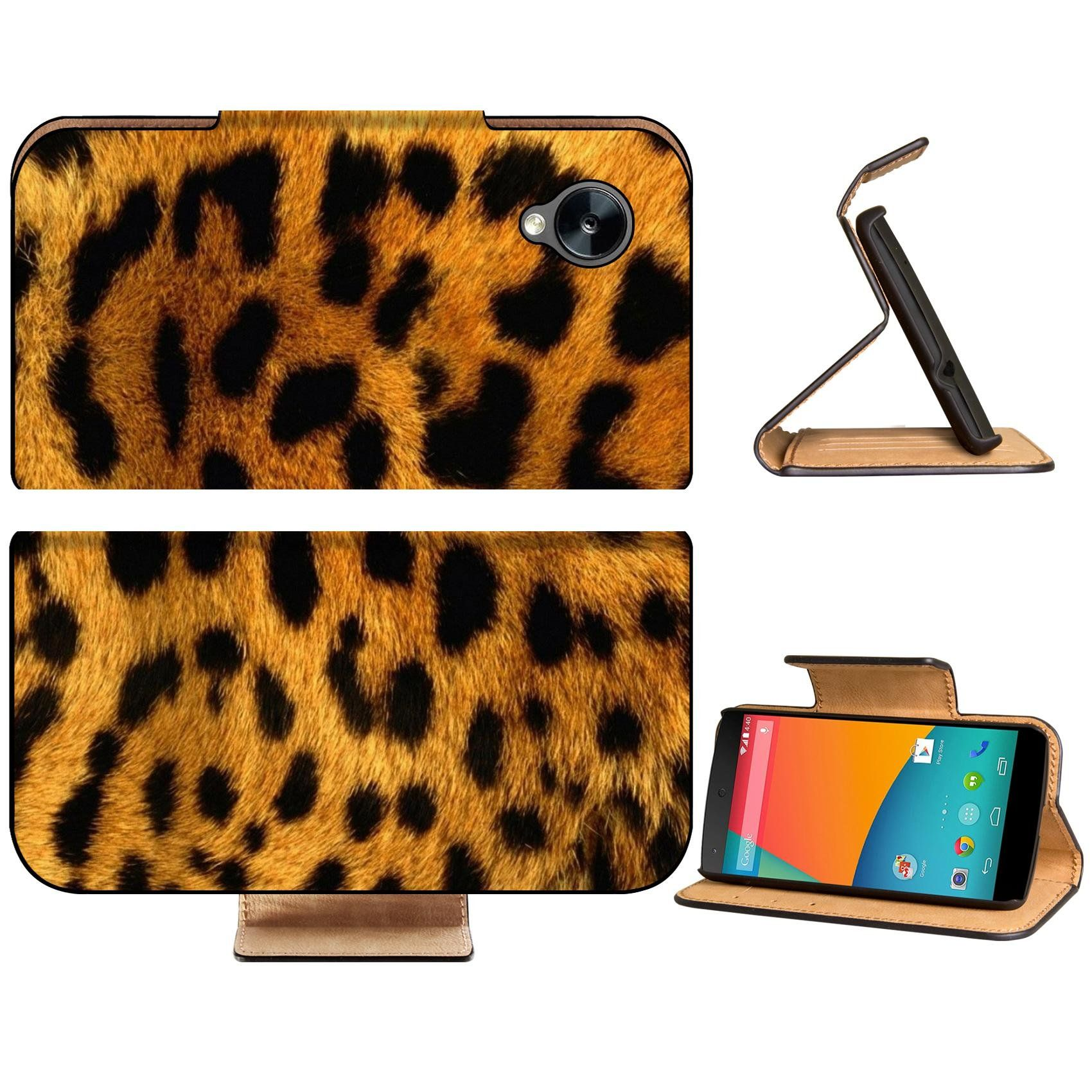 Amazon.com: Cheetah Fur Pattern Animal Print Google Nexus 5 Hammerhead LG Flip Case Stand Magnetic Cover Open Ports Customized Made to Order Support Ready Premium Deluxe Pu Leather 5 11/16 Inch (145mm) X 2 15/16 Inch (75mm) X 9/16 Inch (14mm) Luxlady Nexus cover Professional Nexus5 Cases Nexus_5 Accessories Graphic Background Covers Designed Model Folio Sleeve HD Template Designed Wallpaper Photo Jacket Wifi Protector Cellphone Wireless Cell phone: Cell Phones & Accessories