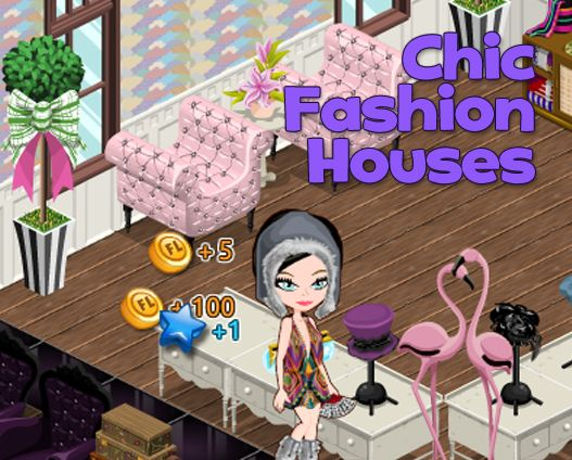 take a look at the best fashion house designs in fashland play and decorate your own boutique for fashionable customers - Decorate Your Own House