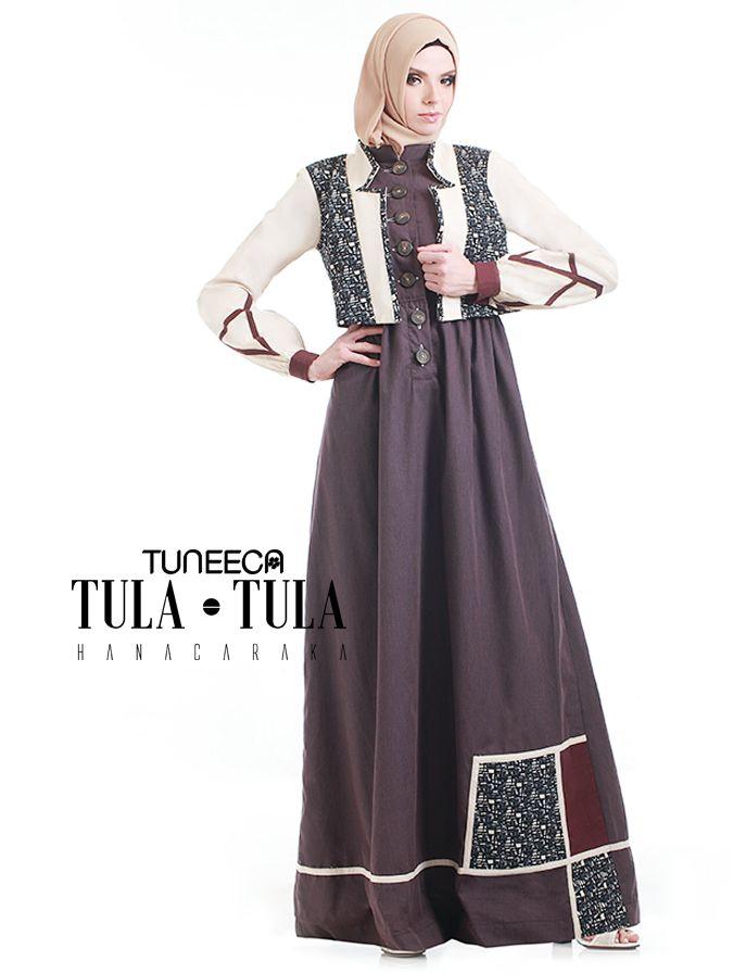 30 Model Baju Gamis Tuneeca Terbaru Fashion Modern Dan Terbaru 2021