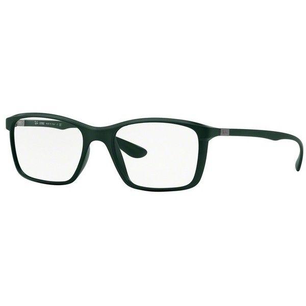 Ray-Ban RX 7036 5440 Matte Military Green Eyeglasses (54 KWD ...
