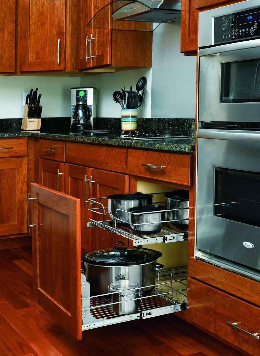 Rev A Shelf 5wb2 2122 Build Com In 2020 Diy Kitchen Storage Kitchen Remodel Kitchen Renovation