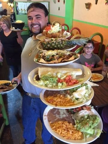For An Authentic Mexican Food Experience In Woodward Oklahoma Head To Hector S Y Amigos Restaurant Here All Recipes Have Been Ped Down From