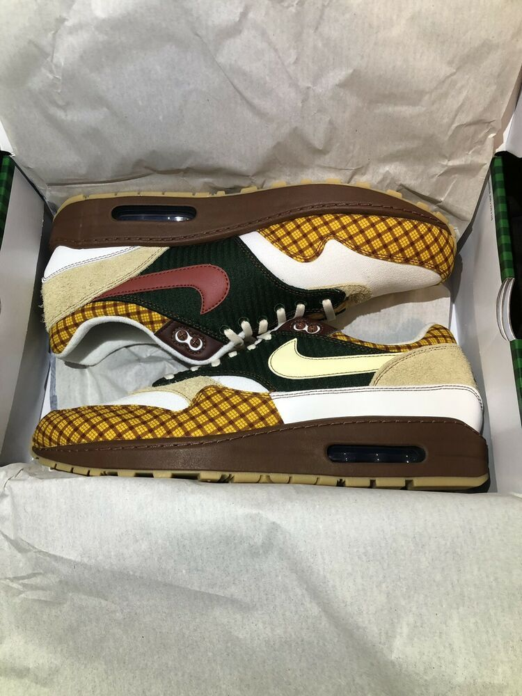 0bc909617c Deadstock Nike Air Max 1 Susan Missing Link Size 11 #shoes #kicks  #sneakerheads