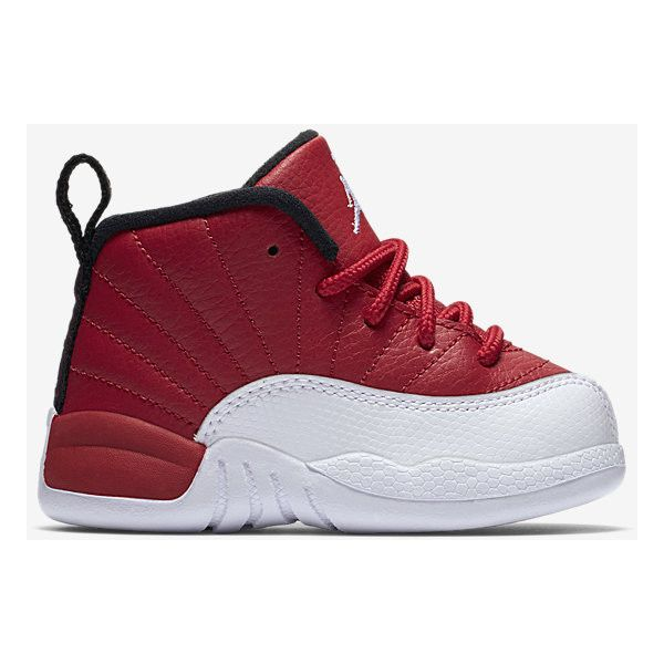 a28d24b07df5 Air Jordan Retro 12 (2c-10c) Infant Toddler Shoe. Nike.com featuring  polyvore