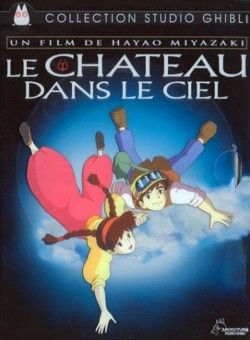 Chateau Dans Le Ciel Streaming : chateau, streaming, Affiches, Pochettes, Château, Hayao, Miyazaki, Miyazaki,, Animation, Japonais