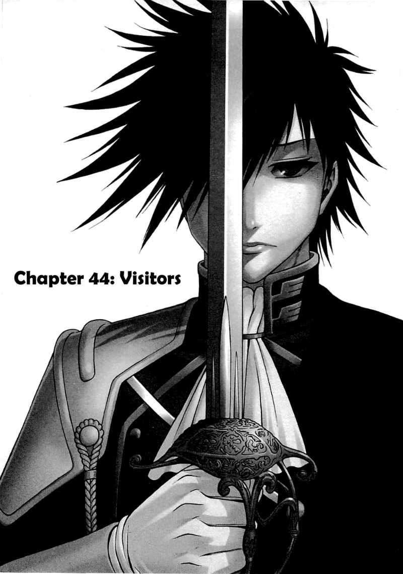 Dance in the vampire bund chapter 44 read dance in the