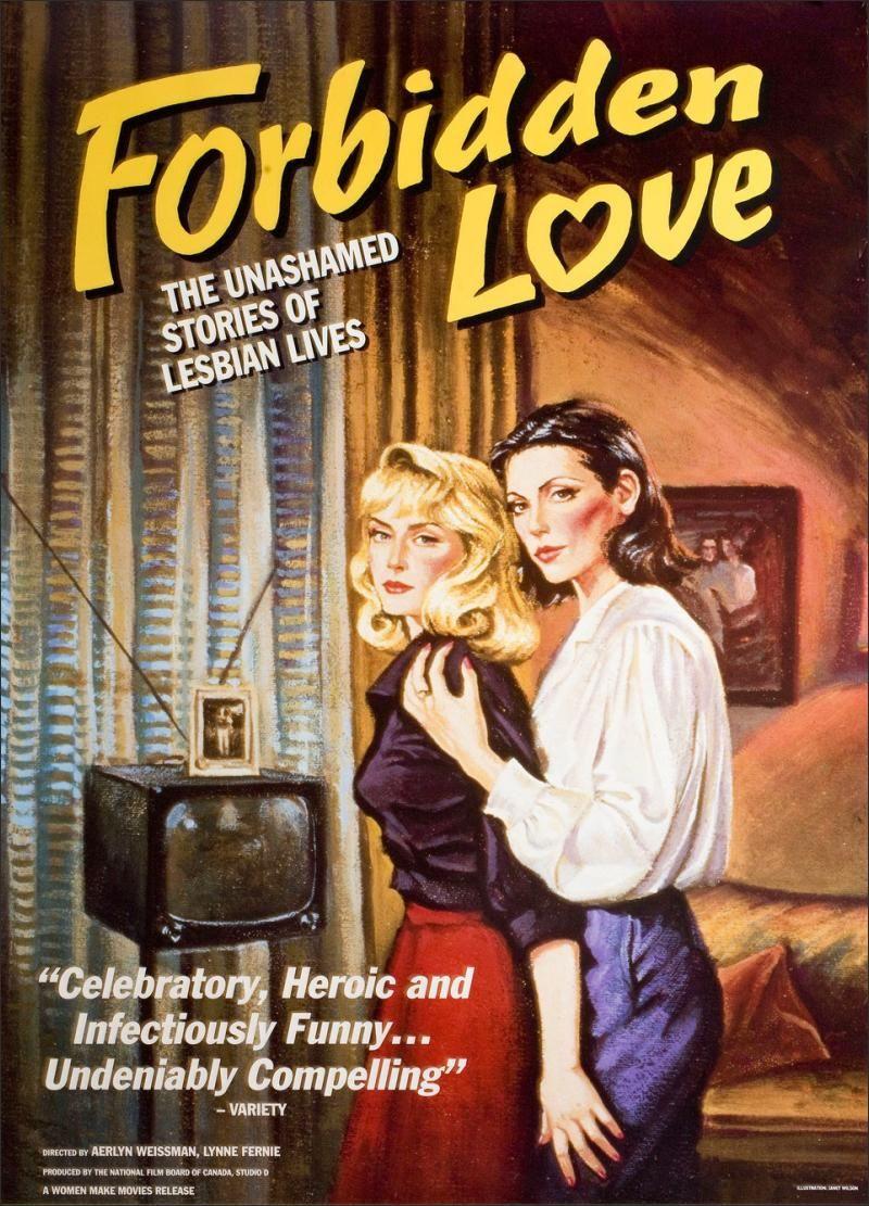 Forbidden Love: The Unashamed Stories of Lesbian Lives Movie Poster (1993)