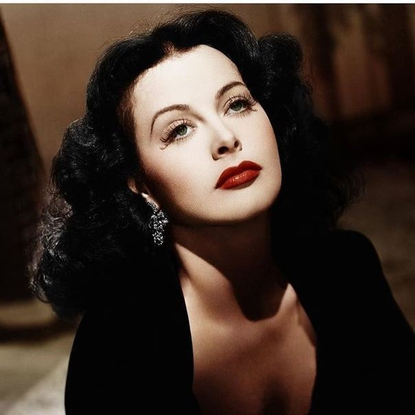 the stunning hedy lamarr