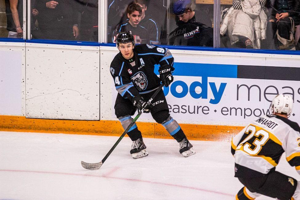 Connor Mcclennon 2020 Nhl Draft Prospect Profile Https Thehockeywriters Com Connor Mcclennon 2020 Nhl Draft Prospect Profile In 2020 Nhl Hockey World Small Forward