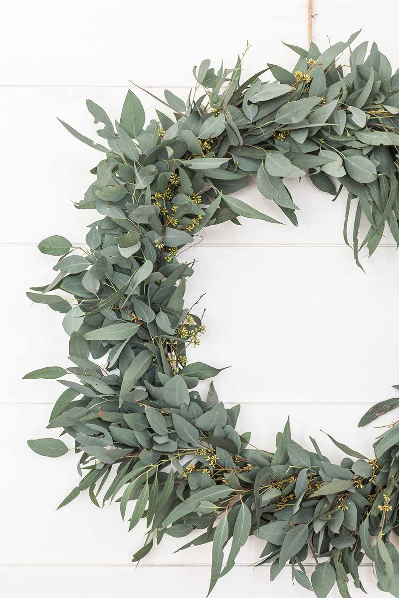 31++ Gum leaf christmas wreath information