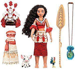 Moana Headdress Princess Amazon Com Disney Store Moana Singing