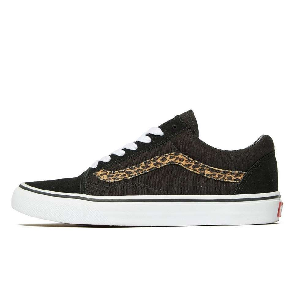 7c22dea90b12 Vans Old Skool Women's in 2019 | My Style | Vans old skool, Leopard ...