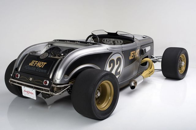 9.4-Liter Ford Hot Rod at Auction