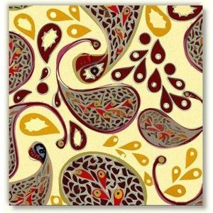 Bohemian bohemian patterns poster 18 Art