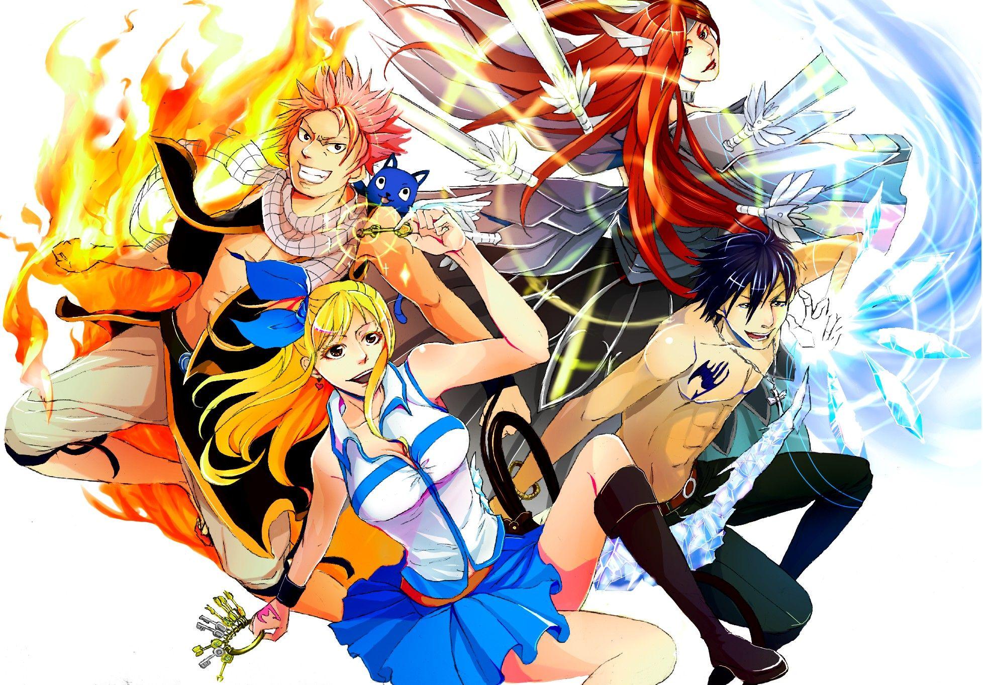 FAIRY.TAIL.full.1079015.jpg (1956×1364) Anime, Anime