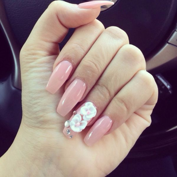Nail designs whats in whats out quinceanera nail design coffin style nails nail designs quinceanera nail ideas prinsesfo Choice Image