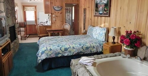 Vacation Cabins For Rent In Big Bear Lake Ca Oak Knoll Lodge