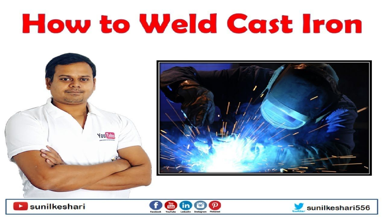 How to weld cast iron welding cast iron it cast welding