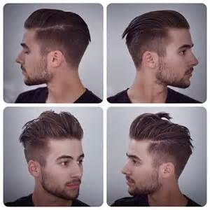 Potongan Rambut Slicked Back Men S Hairstyle Pinterest Hair