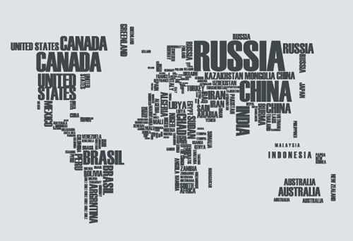 Alphabet With Map Vector Jpg 500 342 World Map Wall Decal World Map Wall World Map Wall Art