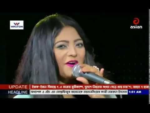 Salma। সূর্য উঠলেরে ভাই লাল মারে। Sylheti Song। Asian
