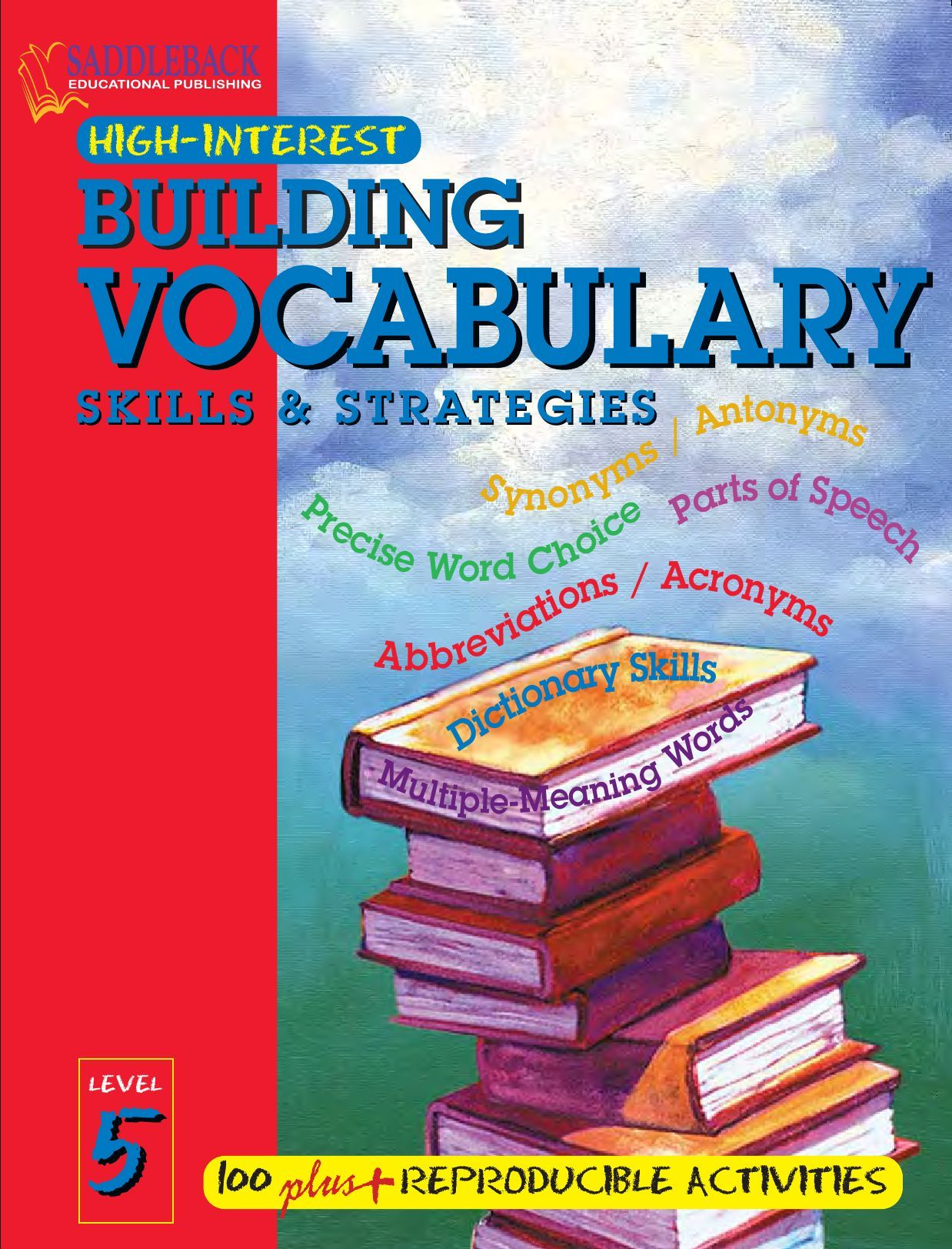 Building Vocabulary Skills And Strategies Level 5