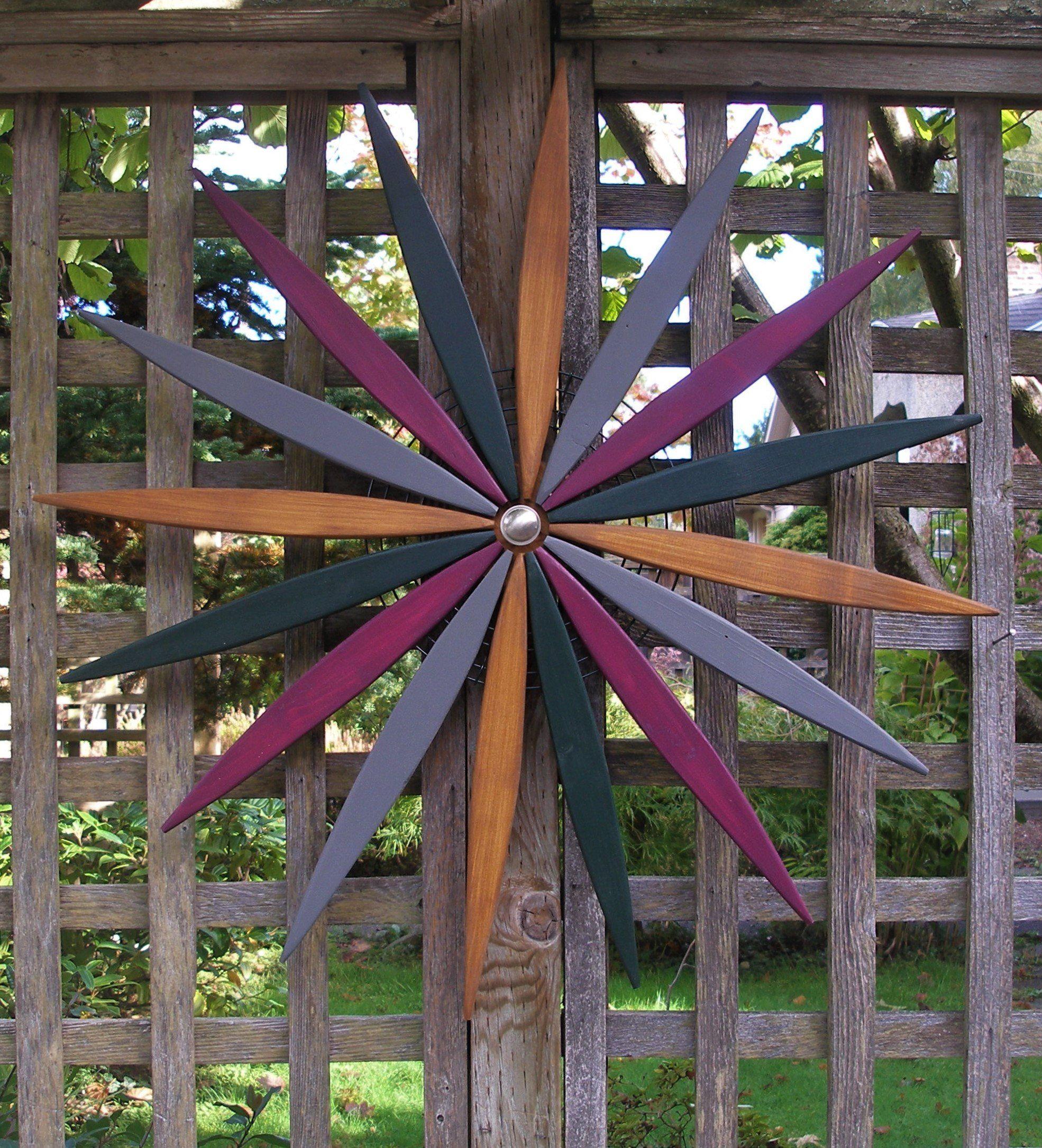3ft X Outdoor Wooden Wall Art