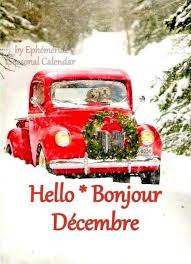 bonjour decembre – RechercheGoogle #bonjourdecembre