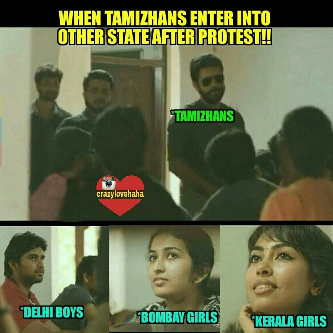 Pin by crazylove_azar on crazylovehaha Tamil funny memes
