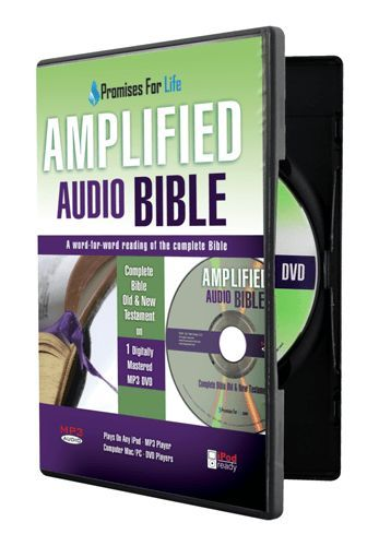 Amplified Audio Bible: Complete O&N Test-1 MP3, DVD   Products
