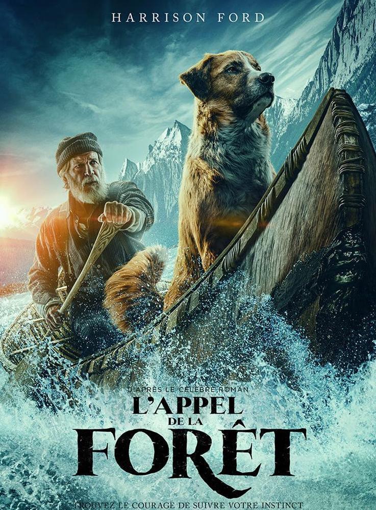 L Appel De La Foret Film D Aventure Wild Movie Full Movies Online Free Call Of The Wild