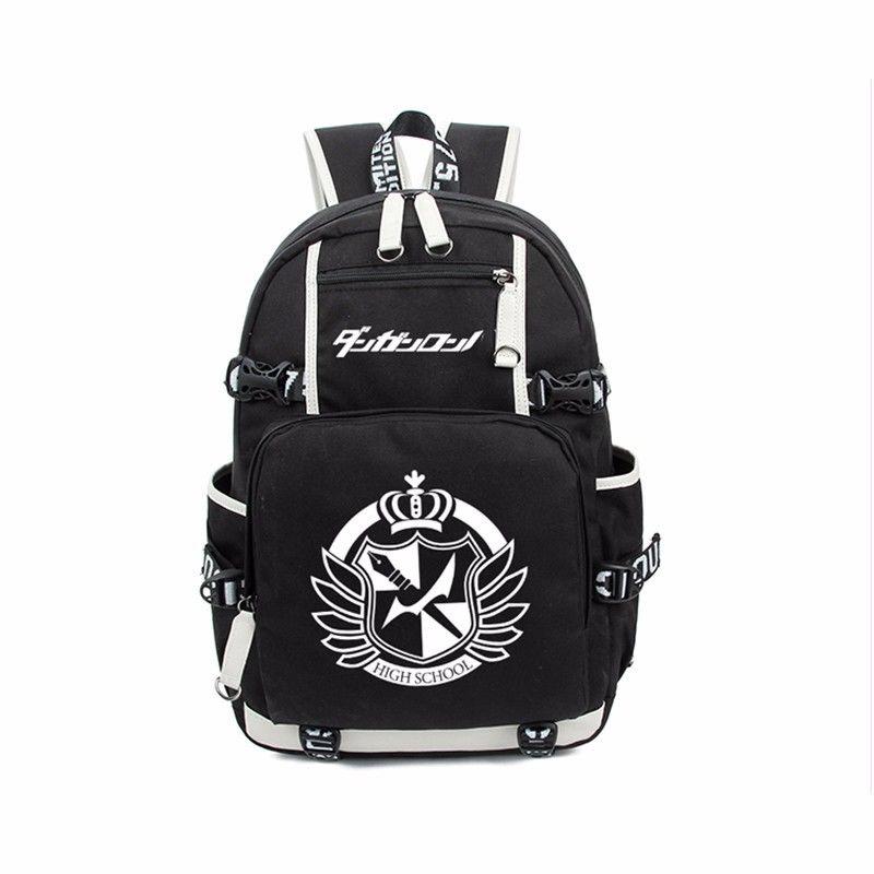 0e4e2ea0e4 Dangan Ronpa Danganronpa Luminous Backpack Daypack Shoulder School Book Bag  Gift  ebay  Collectibles
