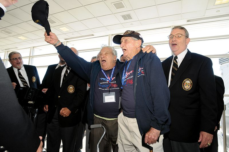 Behind The Scenes At The Hudson Valley Honor Flight