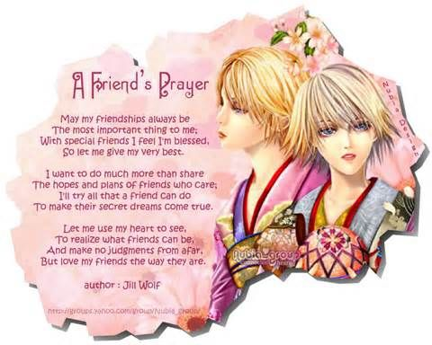 morning dear friends