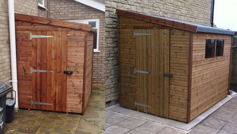 To Meet Your Outdoor Storage Needs We Offer Complete