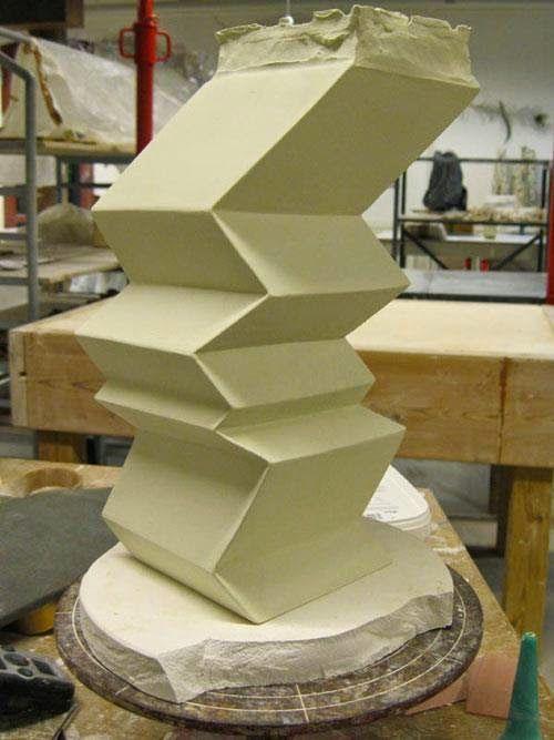 Ceramics Slab Geometric Assignment Slab Ceramics Slab Pottery Ceramic Clay
